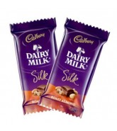 2 Silk Chocolates