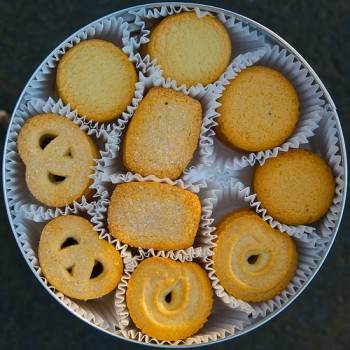 500gm Danish Butter Cookies
