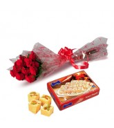 Roses And Soan Papdi